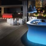 Die BARTOLOMEO Bar mit LED Beleuchtung